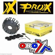 Kawasaki KX500 1986 - 2004 Pro-X Clutch Basket Inc Rubbers Also KX250